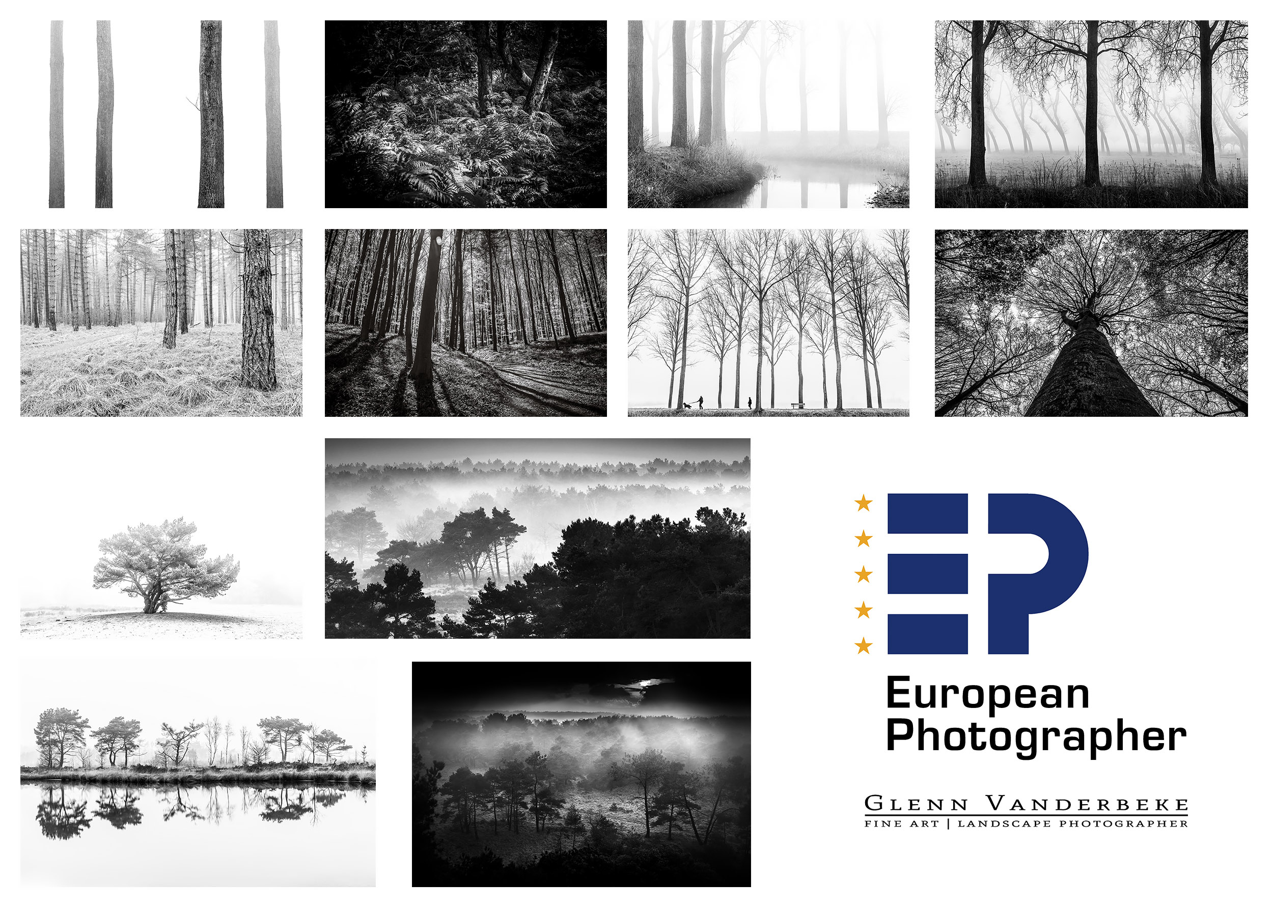glenn vanderbeke, fotografie, fine art photography, groot formaat prints, landschapsfotograaf, european photographer, federation of european photographers