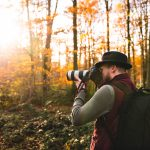 West-Vlaams landschapsfotograaf Glenn Vanderbeke © Kjeld Pickery / Picktury
